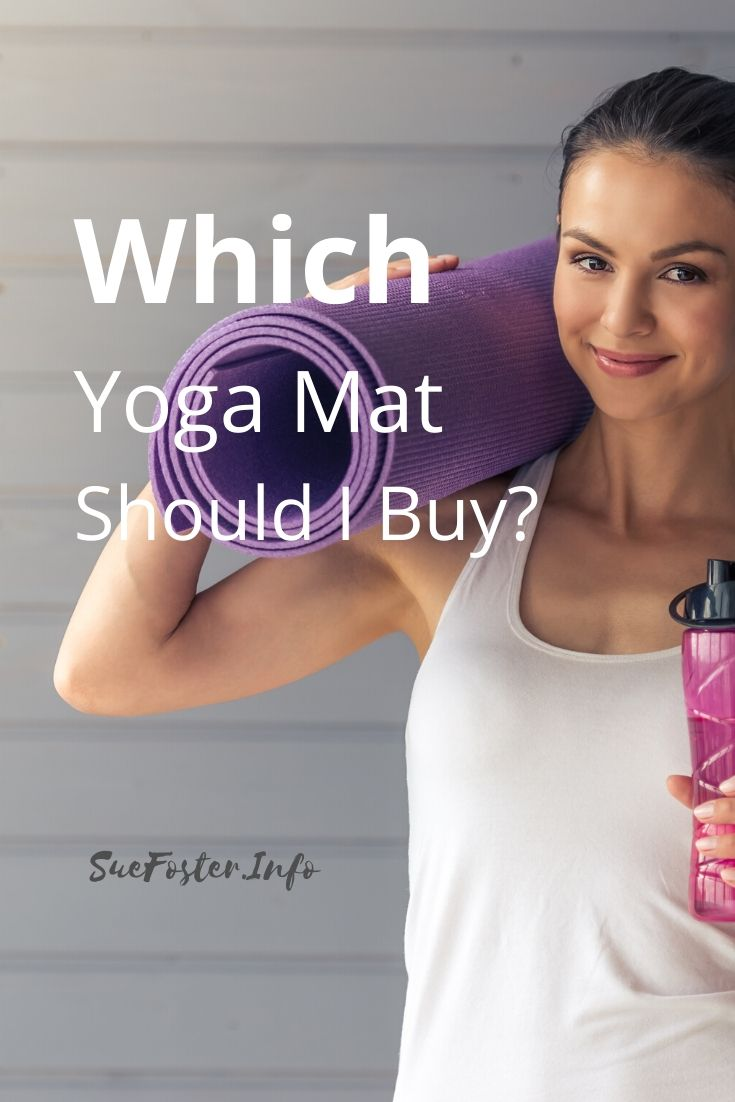 If you're new to yoga and about to start classes you're probably thinking of buying a yoga mat. I've covered some points in this post that will help you decide which mat is best for you.