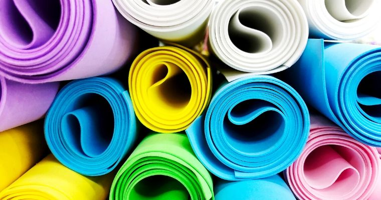 If you're new to yoga and about to start classes you're probably thinking of buying a yoga mat. I've covered some points in this post that will help you decide what's best for you.