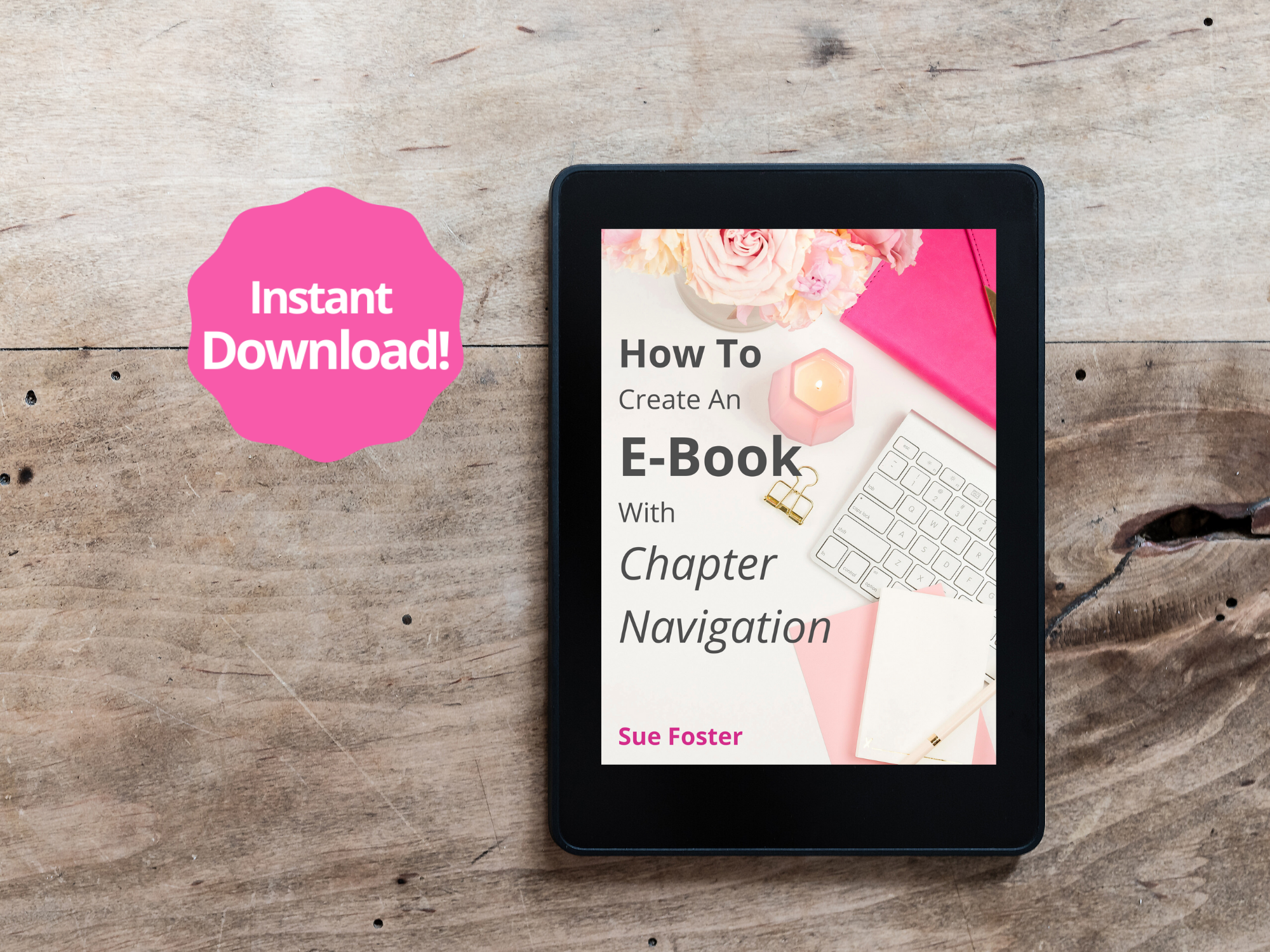Create An E-Book With Easy Navigation