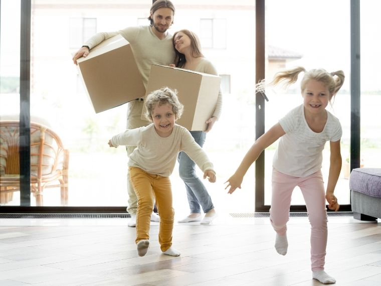 Moving House Doesn't Have To Cost A Fortune: Here's How