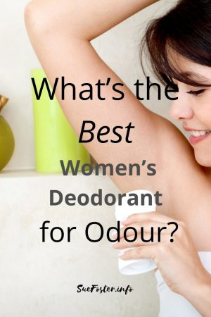 What's the Best Women's Deodorant for Odour?