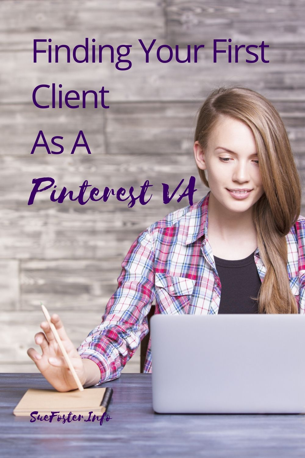 Finding your first client as a Pinterest VA