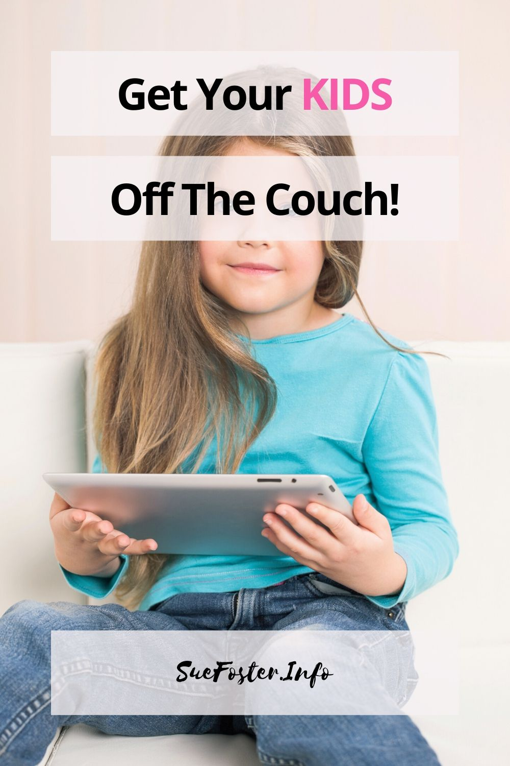 Get your kids off the couch and keep them from gaining too much weight with a bit of exercise.