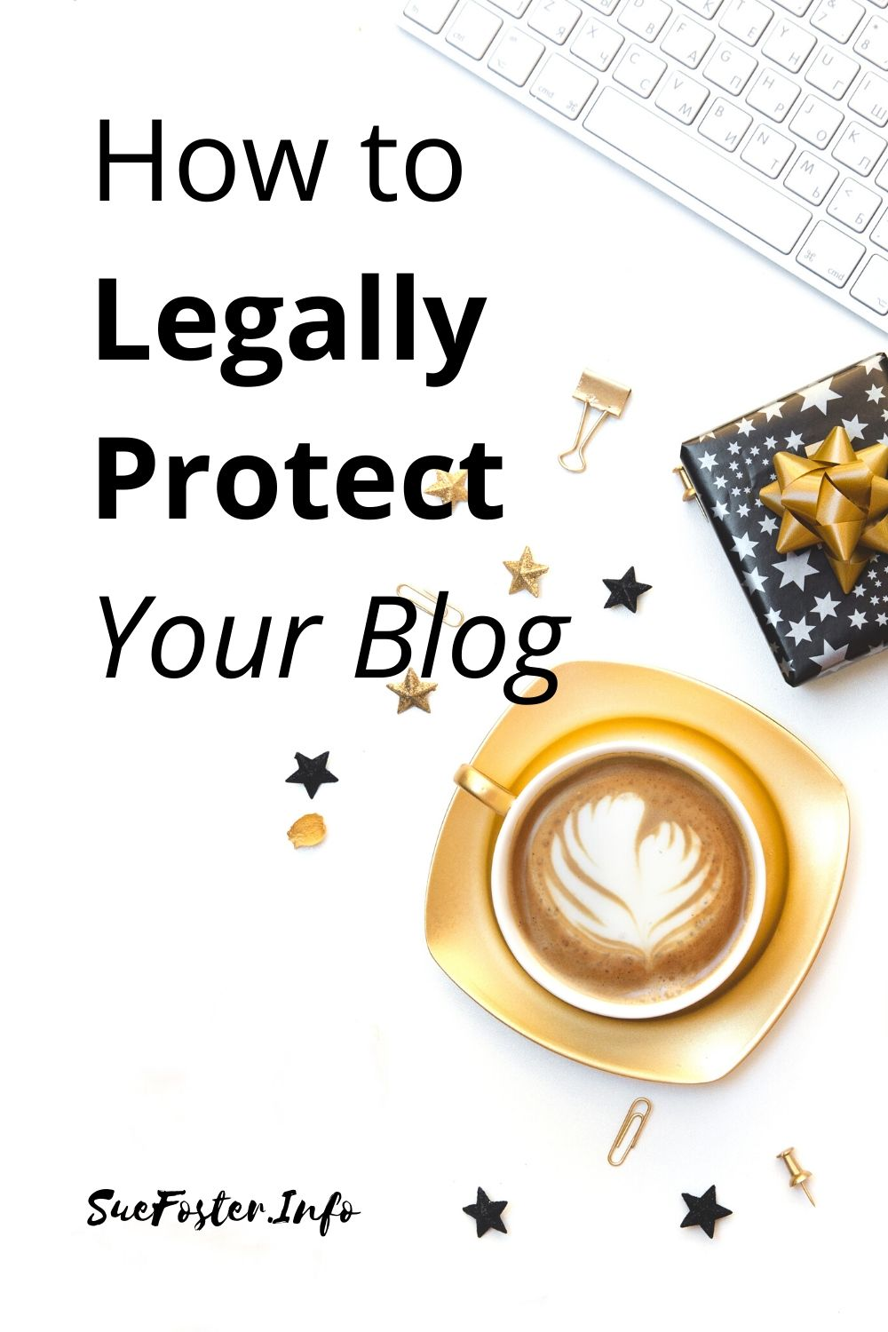 How to legally protect your blog. Do you have these legal pages?