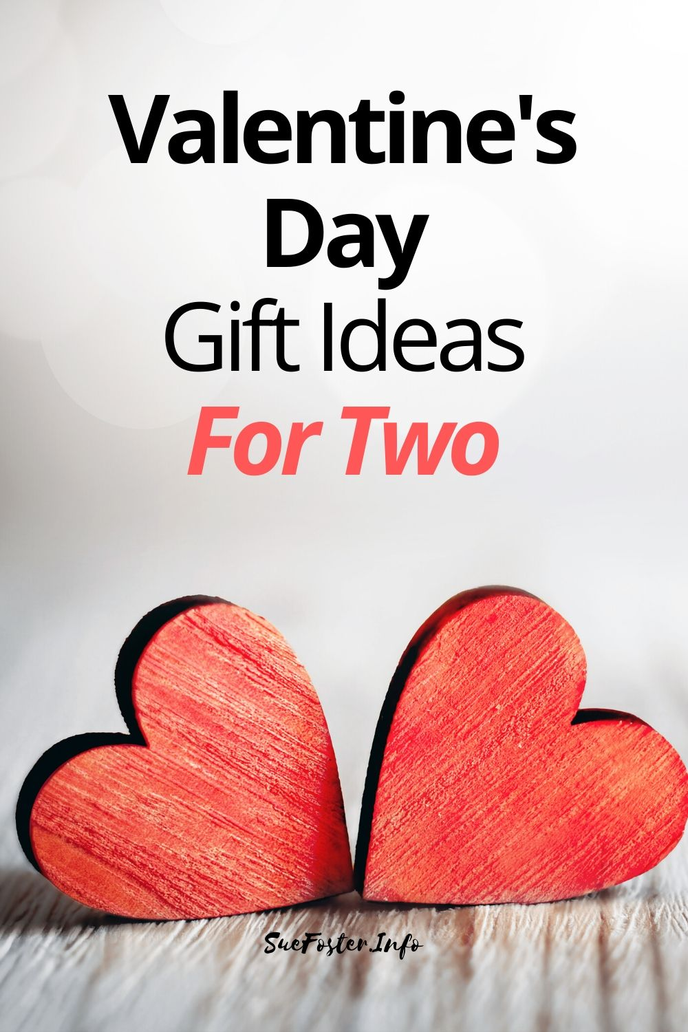 Valentine's Day gift ideas for two. Try a gift experience!