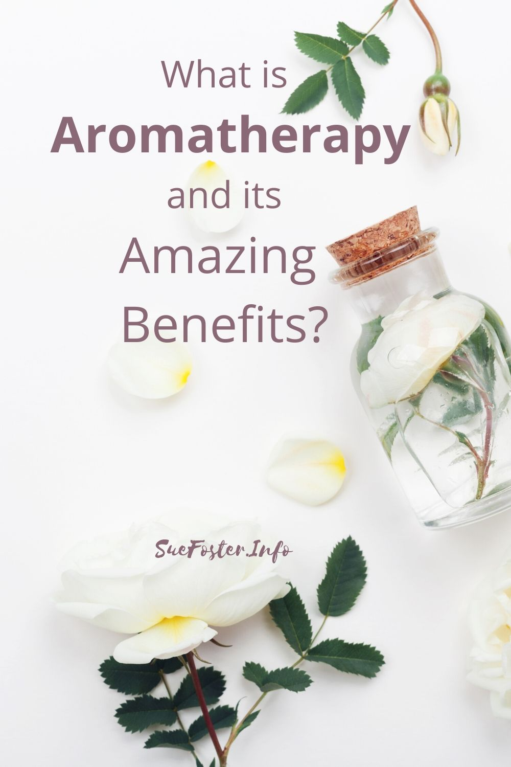 What is Aromatherapy and its amazing benefits? Aromatherapy has been used for thousands of years, it is a form of alternative medicine that is said to enhance physical, mental, emotional and spiritual well-being.