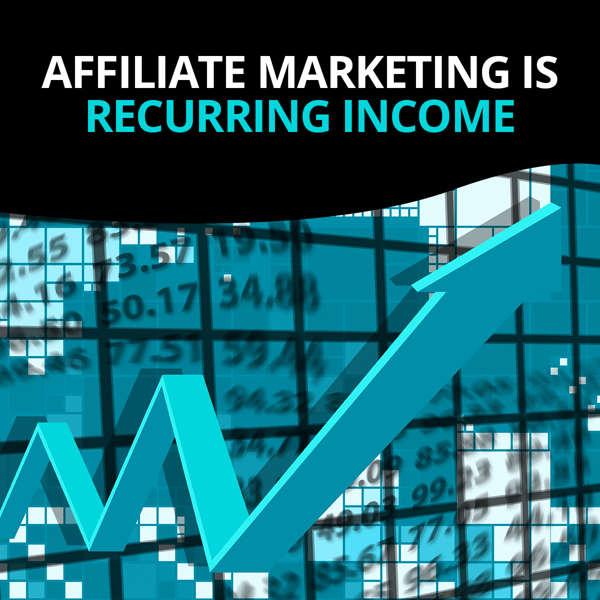 Affiliate marketing is recurring income