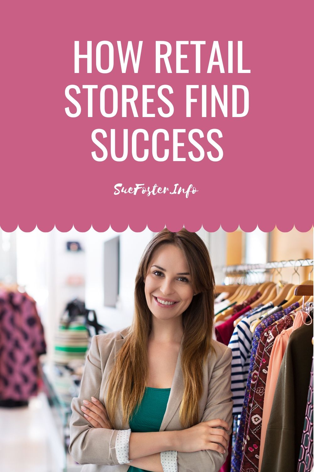 Let's take a look at some of the ways in which retail stores find success for themselves.