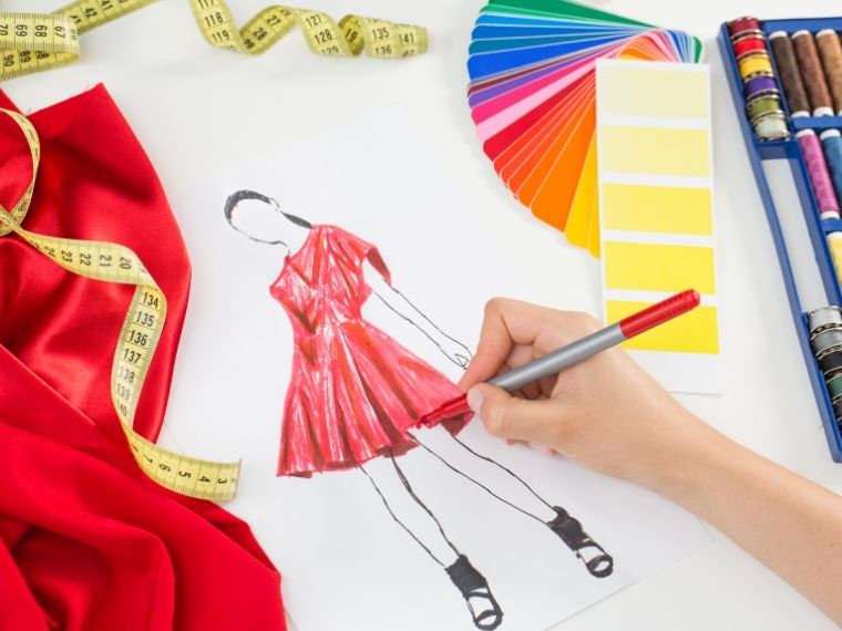 Fashion design diploma course