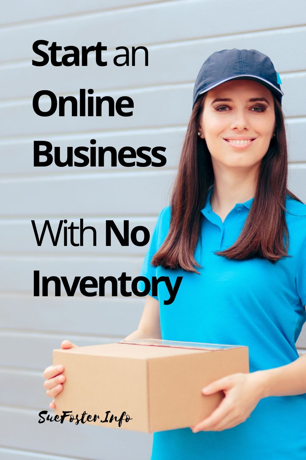 Start an online business with no inventory. Have products shipped directly to customers.