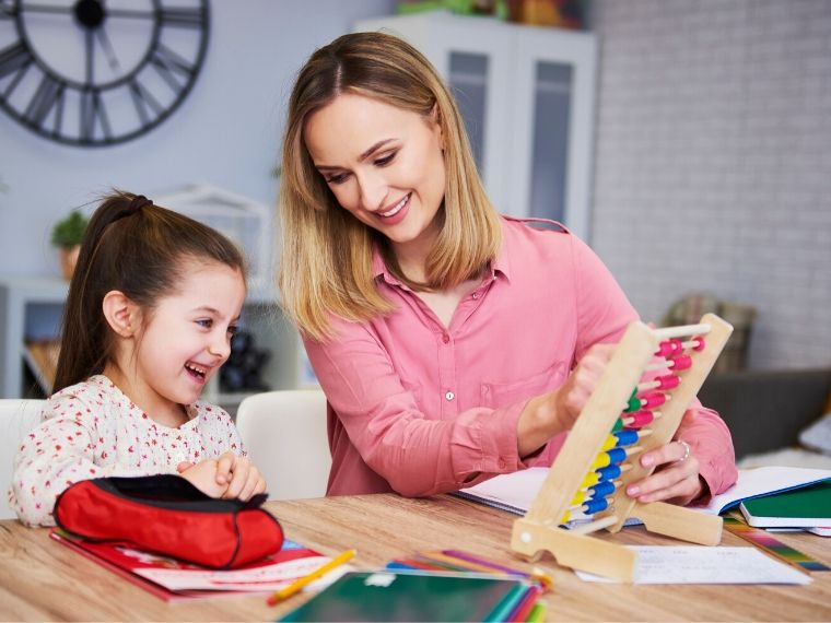 The importance of a routine when home educating your children