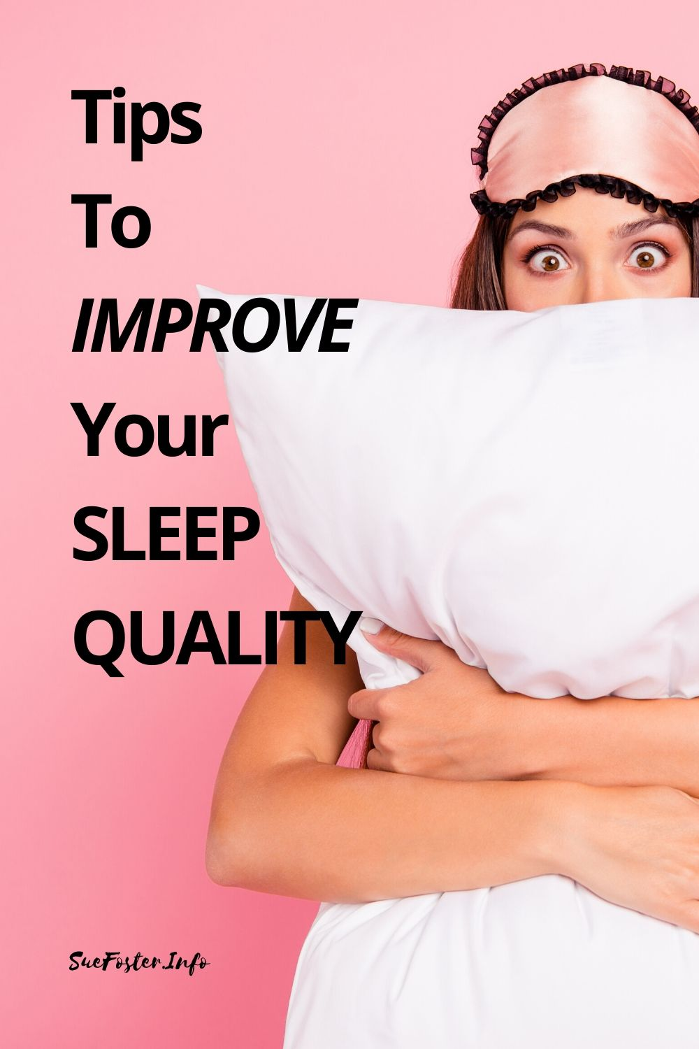 Check out these tips to help improve your sleep quality.