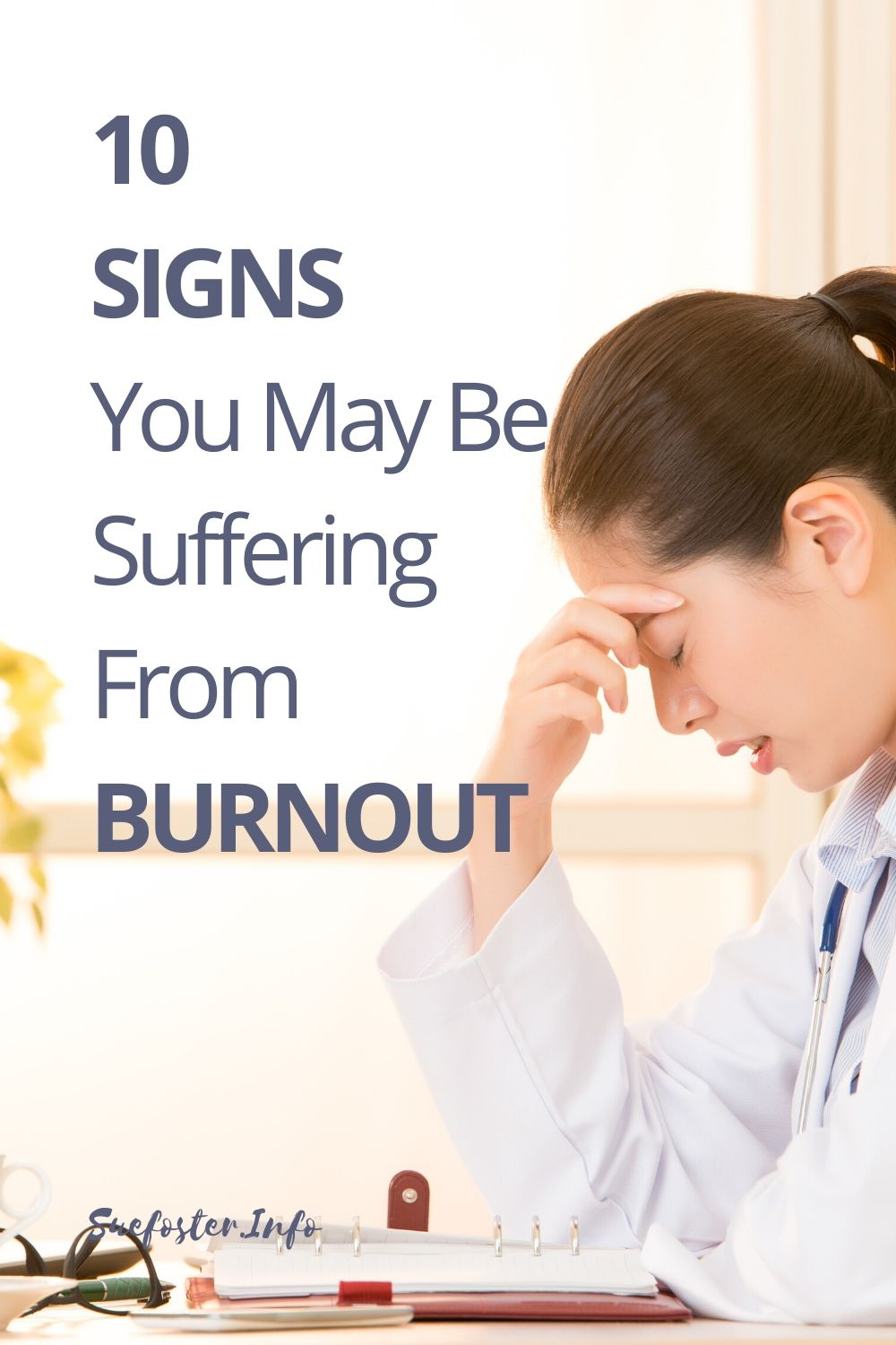 Burnouts are becoming an increasingly common occurrence in modern society. What are the Symptoms of Burnout?