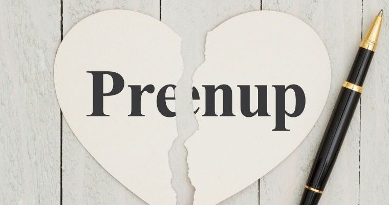 How to Bring Up the Prenup