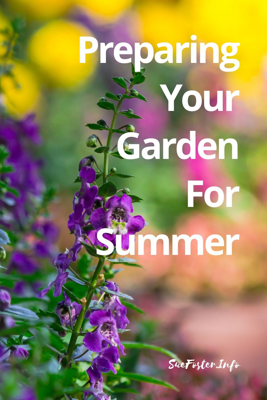 Preparing your garden for Summer
