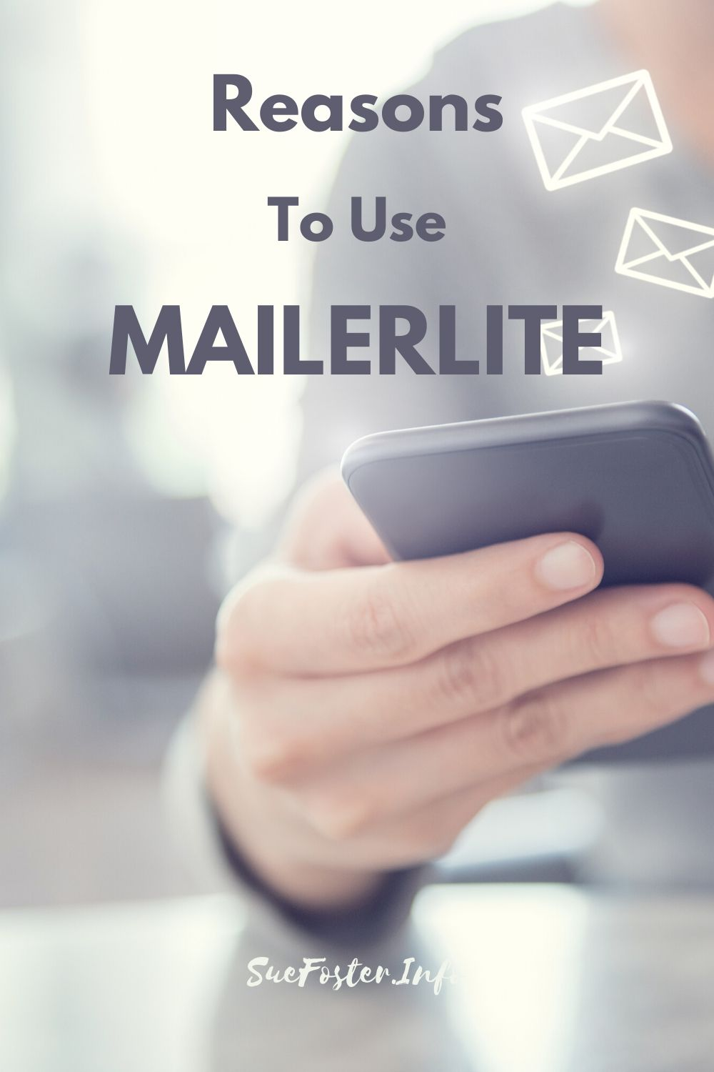 Reasons why you should use Mailerlite for email marketing.