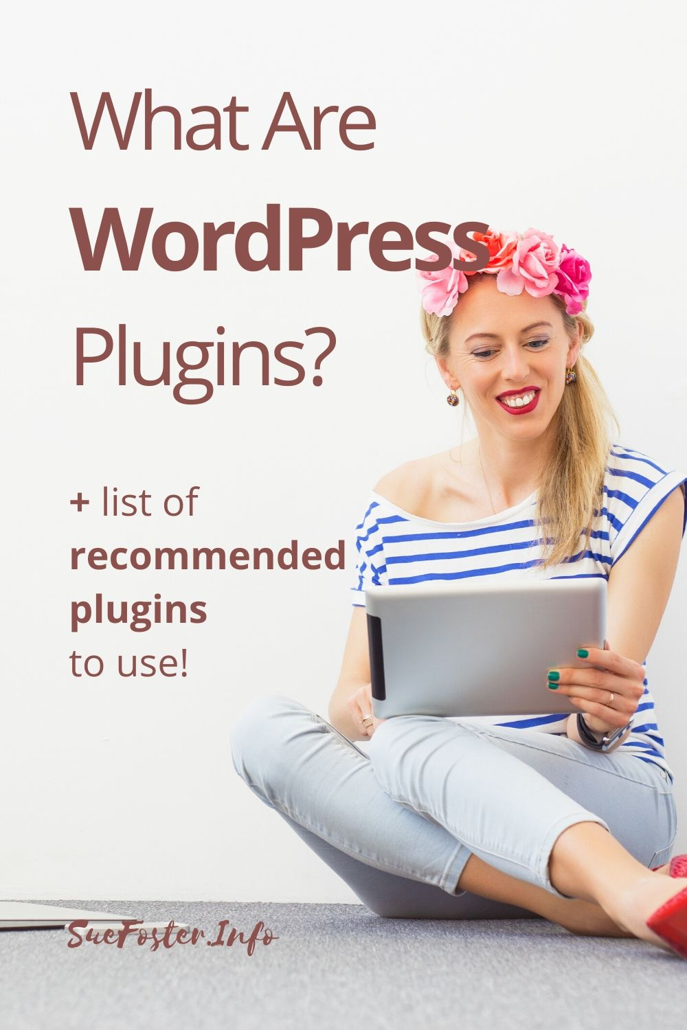 Find out what WordPress plugins are and the best ones to use.