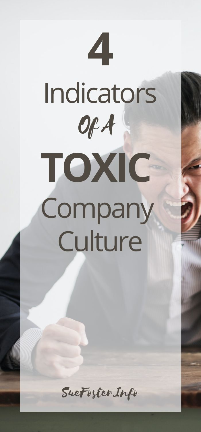 """Toxic"" is a word that all bosses want to avoid at all costs. When employees believe that the company culture is toxic, it means it's beyond saving."