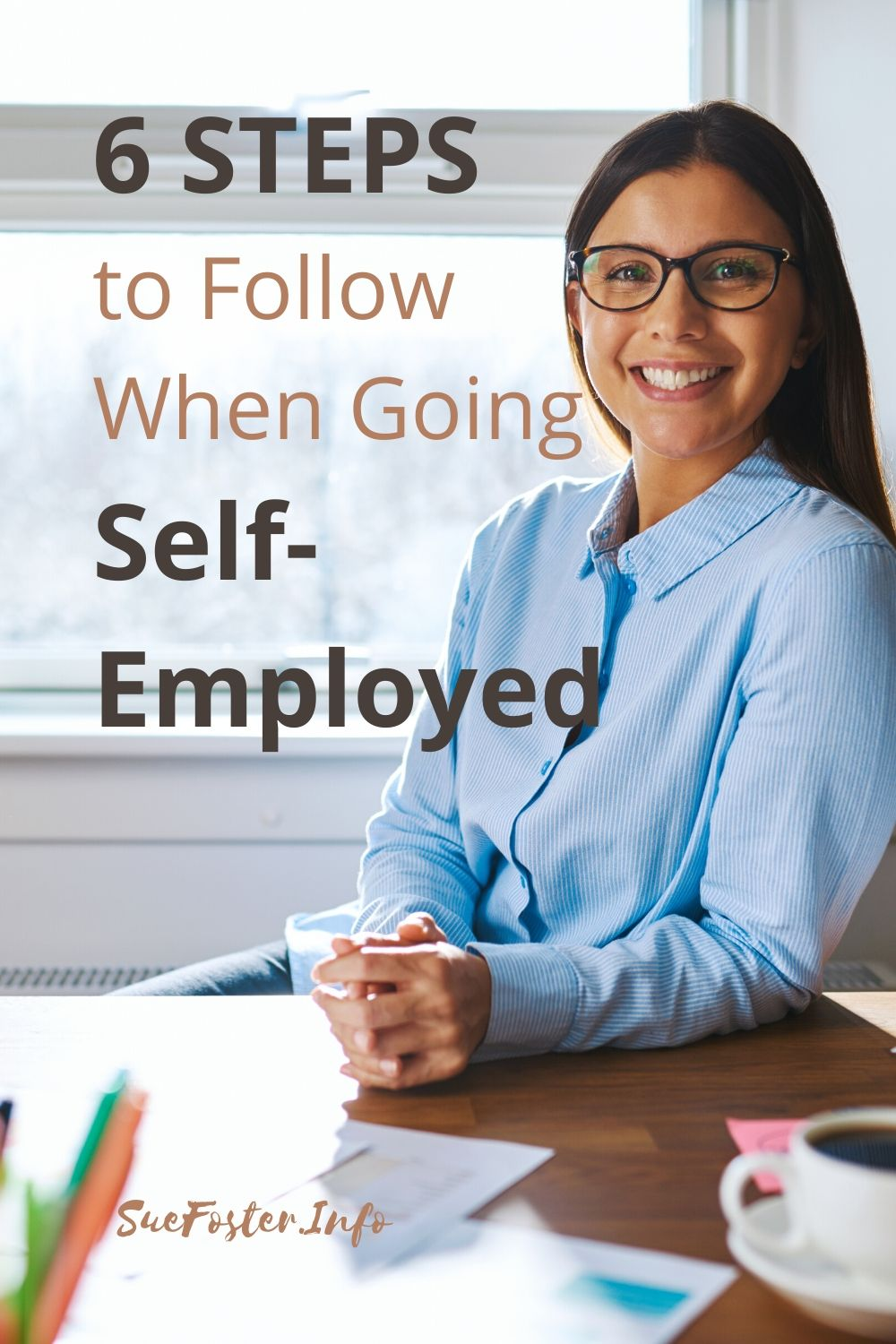 Here is a quick and easy guide to the key steps involved in going self-employed.