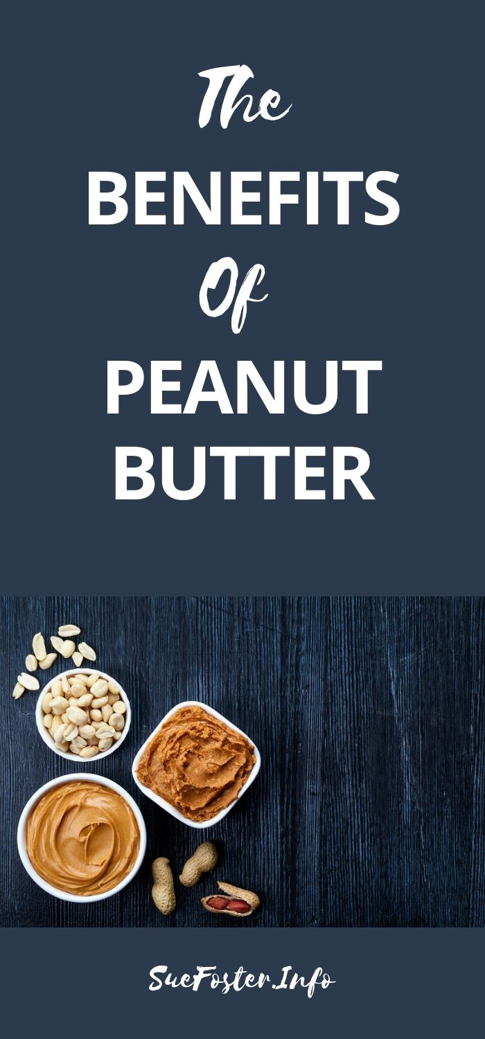 Is peanut butter good for you? Find out the benefits of eating it.