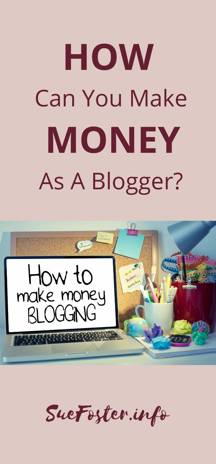 How can you make money as a blogger? Find out why blogging doesn't have to be just a hobby.