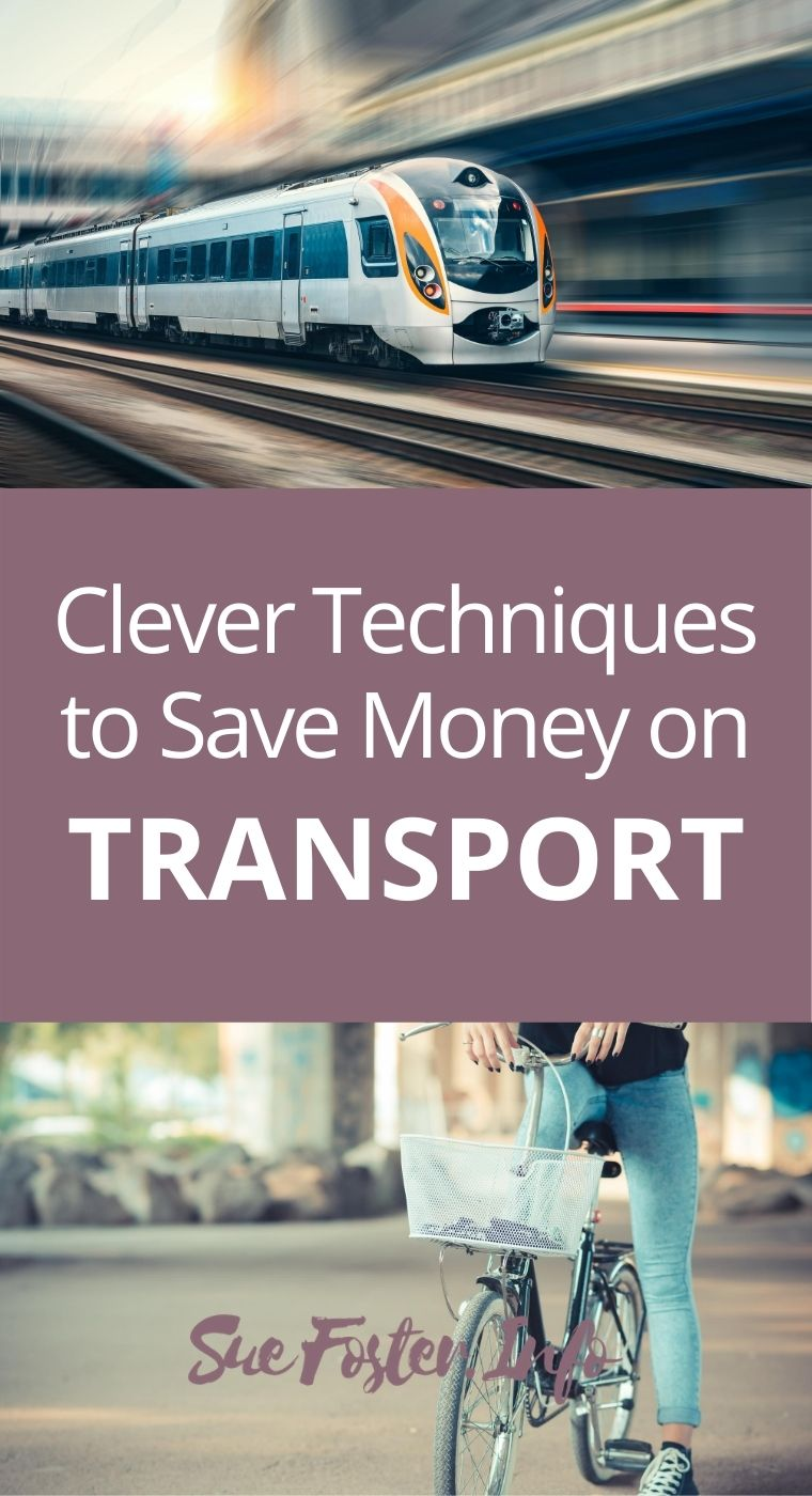 Clever Techniques to save money on transport