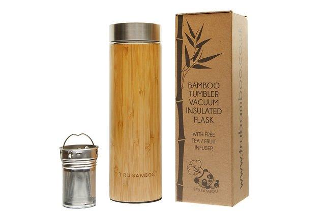 Bamboo Tumbler from Tru Bamboo