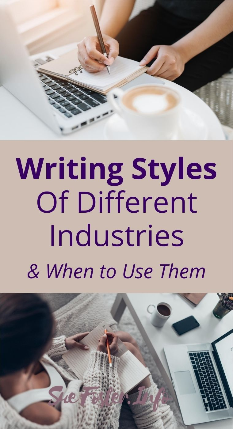 Writing in Different Styles for Articles and Blogs