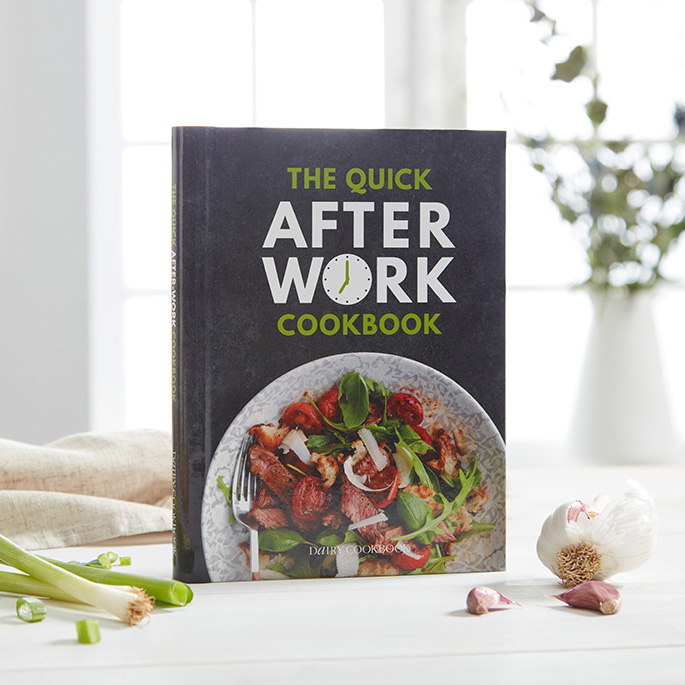 Quick After-Work Cookbook from Dairy Diary