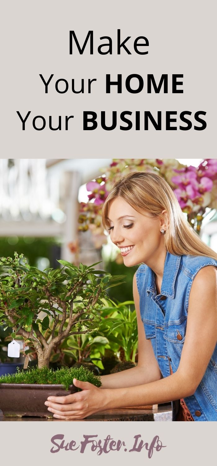 Make your home your business