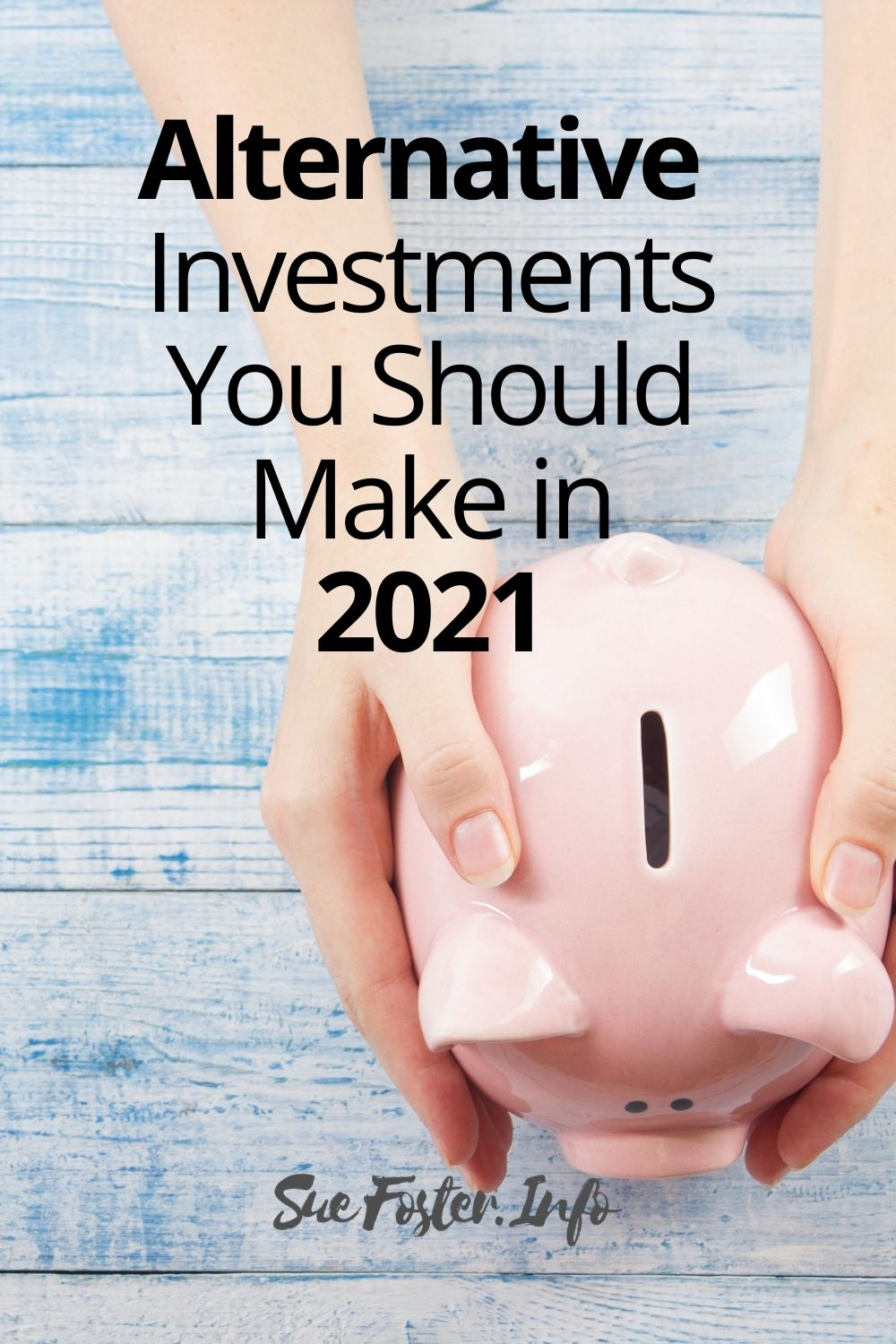 Alternative Investments You Should Make in 2021
