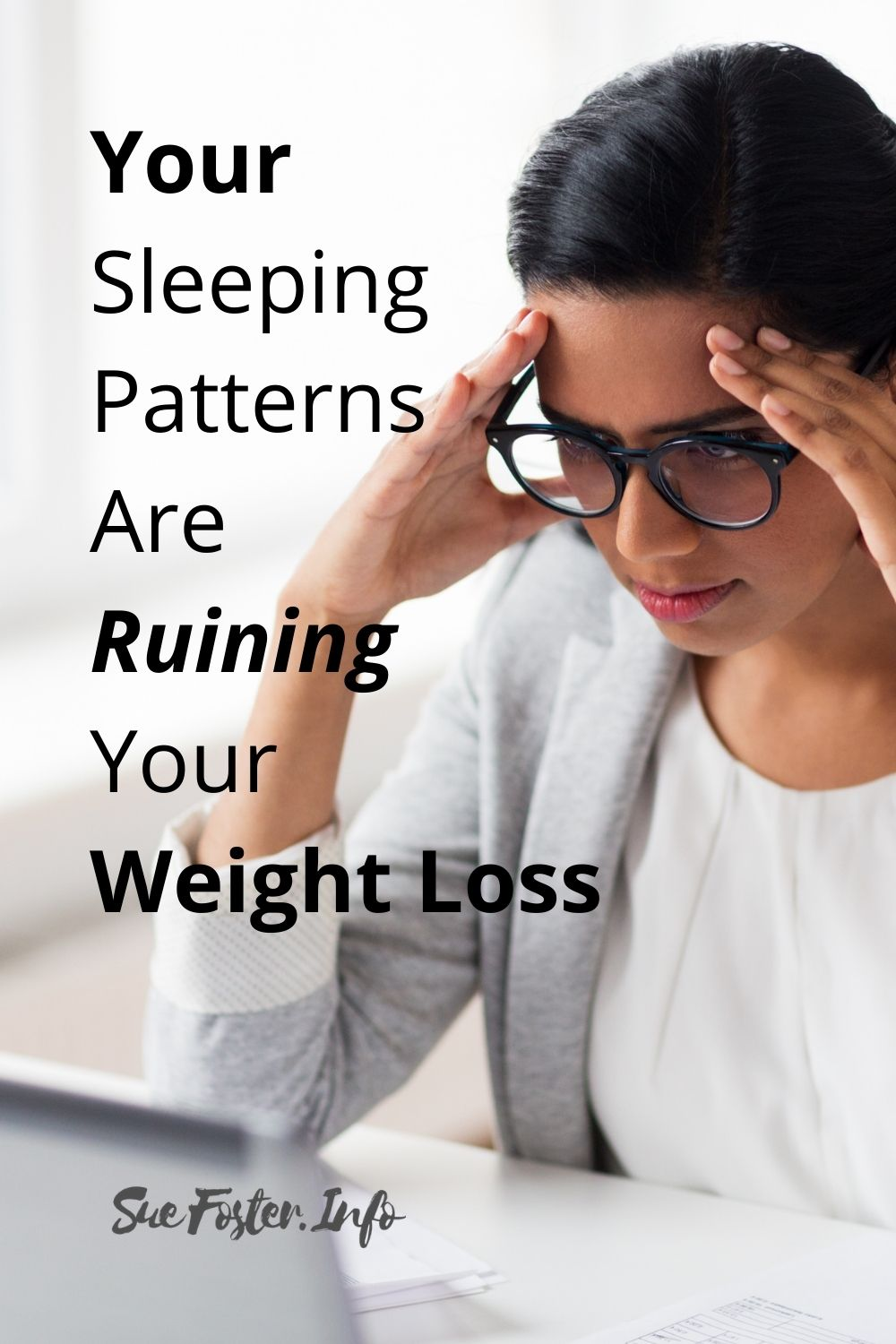 Your Sleeping Patterns Are Ruining Your Weight Loss