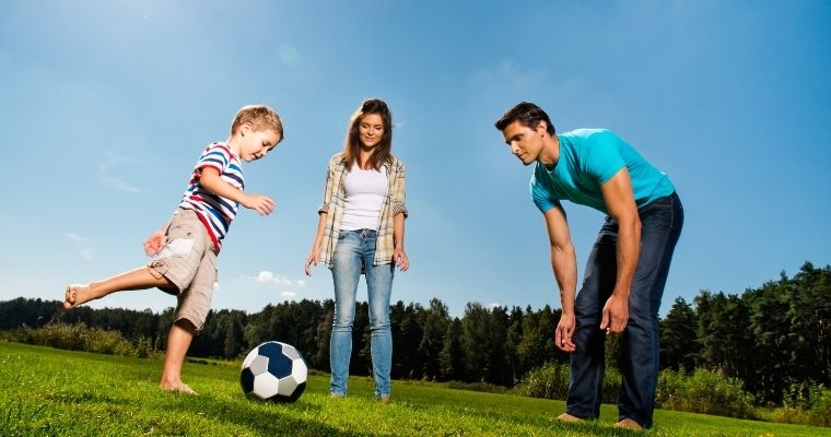 5 Reasons Sports is the Best Way to Bring the Family Together