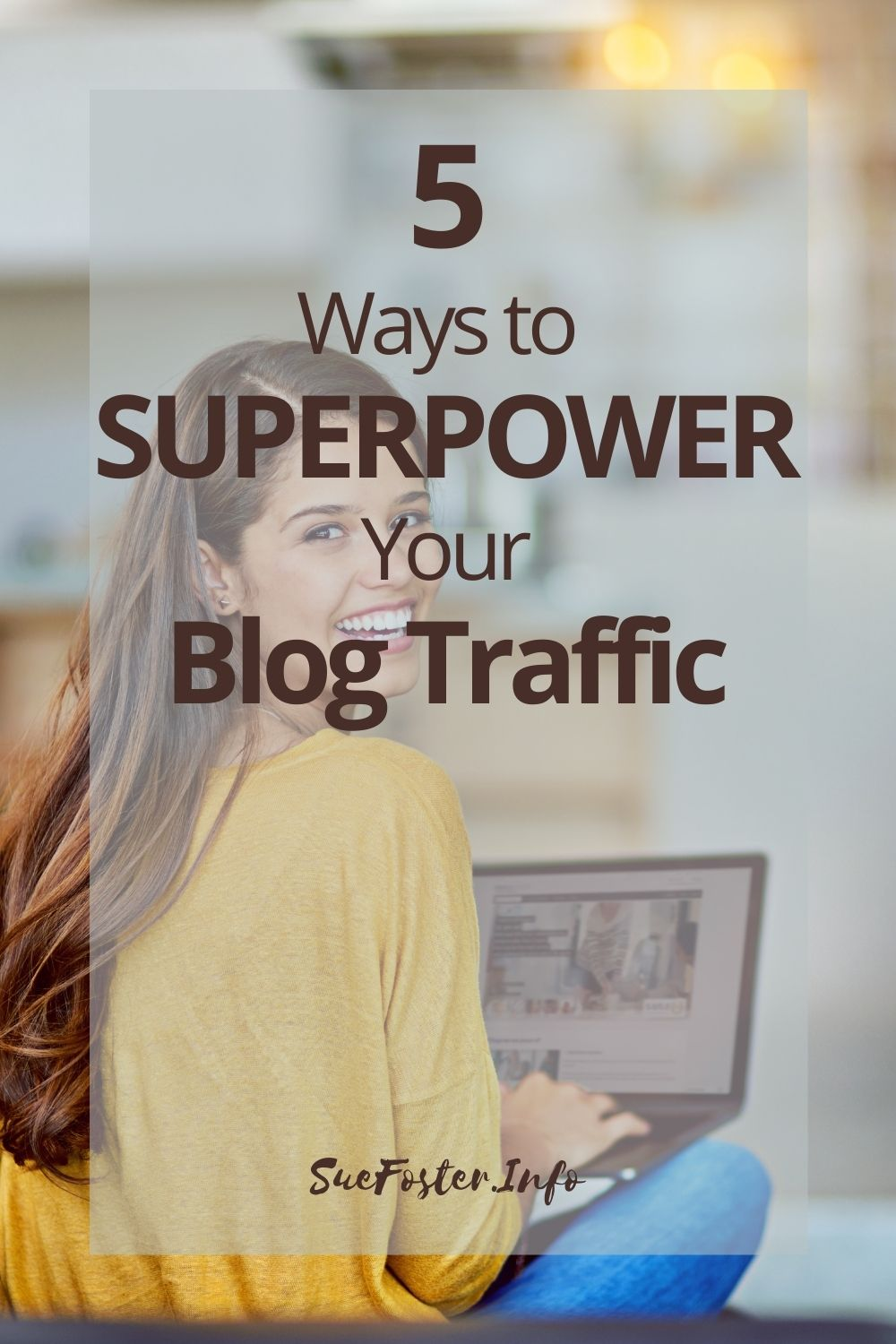 Five Ways to Superpower Your Blog Traffic