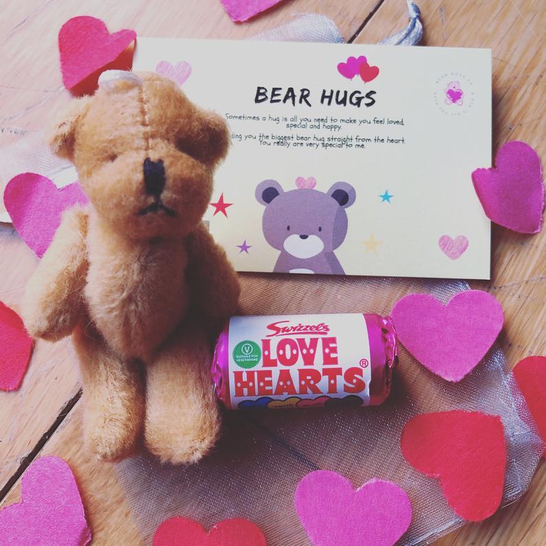 Bear hug gift