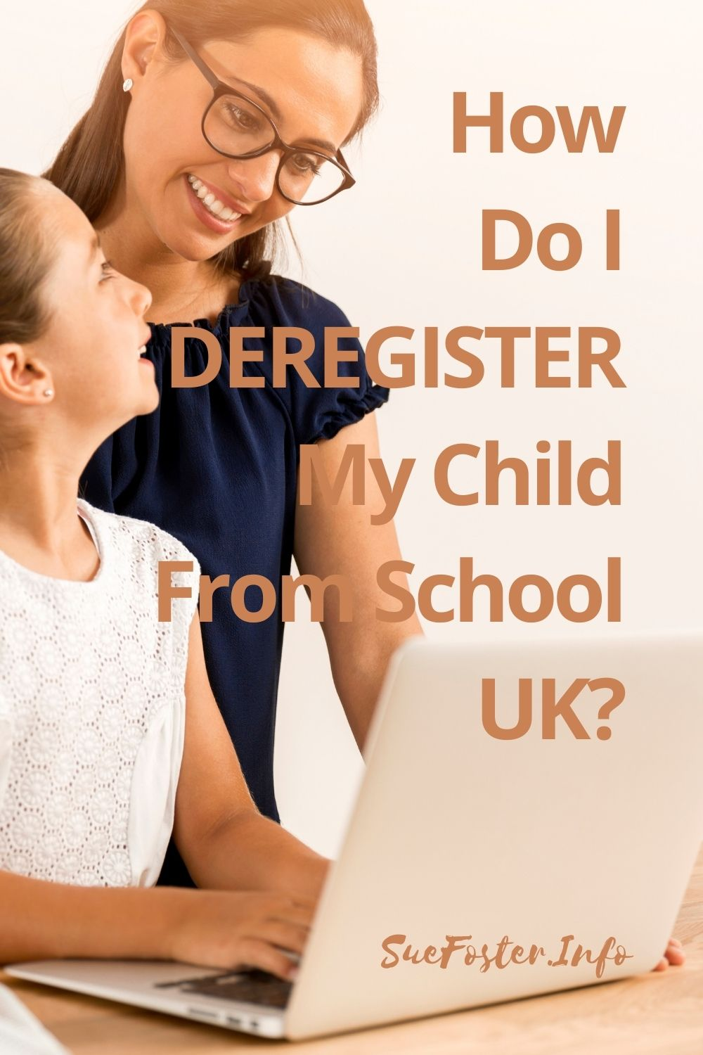 To deregister your child from school, simply send an email or letter to the head of the school and ask for your child to be removed from the school register.