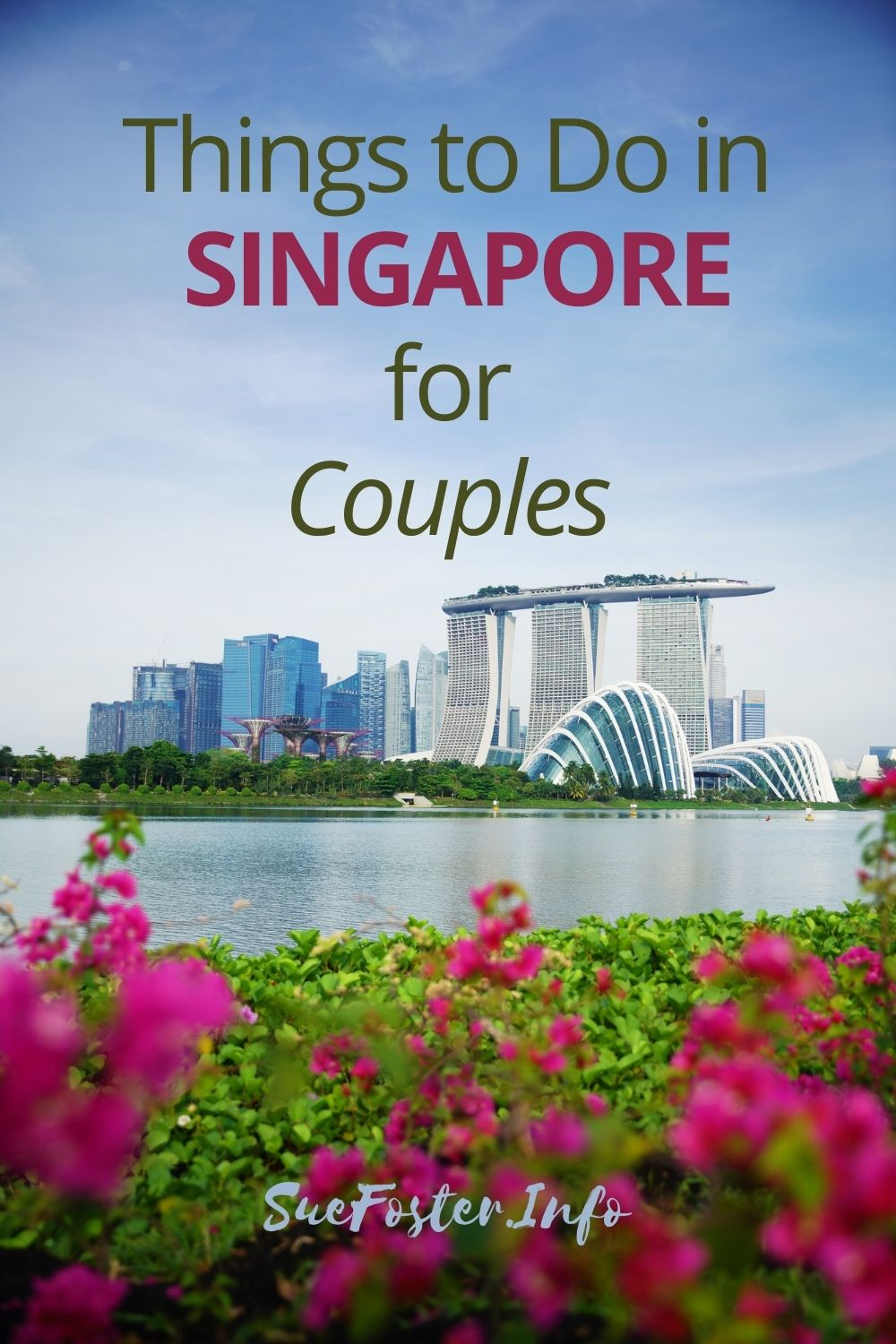 Things to do in Singapore for couples.