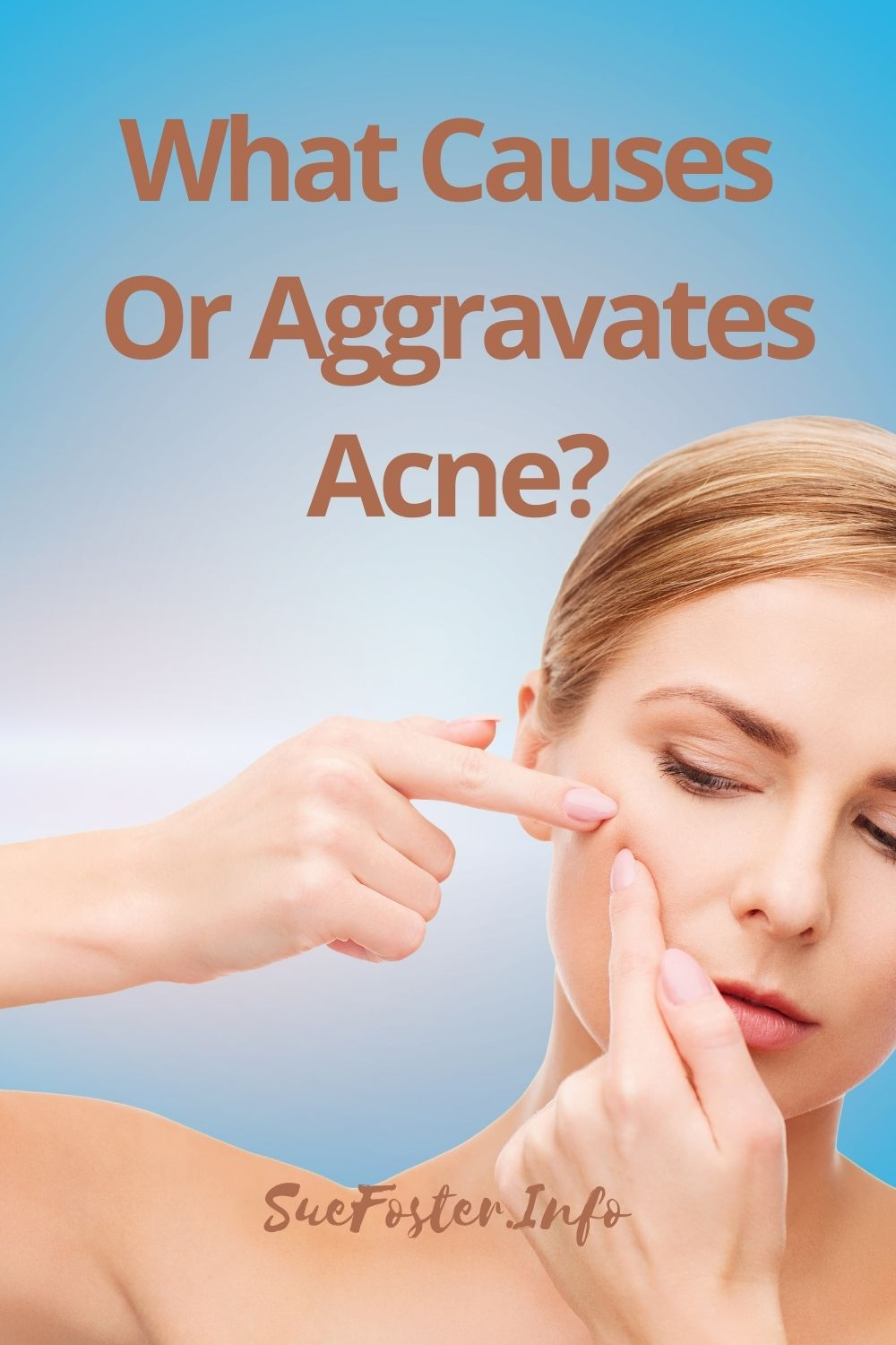 Acne is a horrible condition to live with and there are various factors that contribute to acne development. Read on to find out what can cause or aggravate acne.