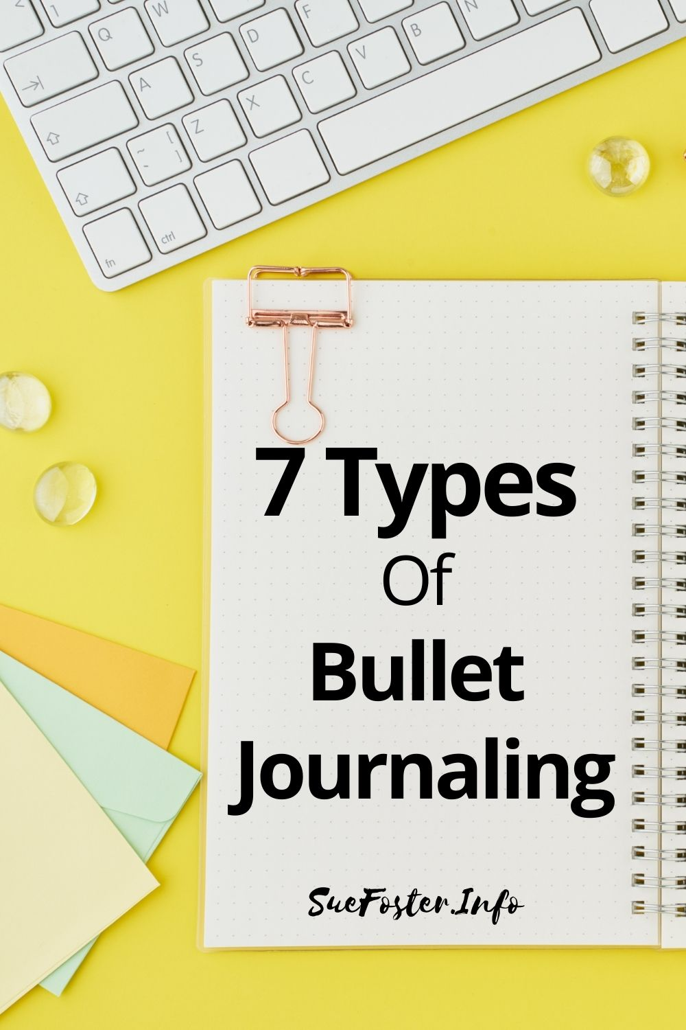 7 types of bullet journaling ideas for you.