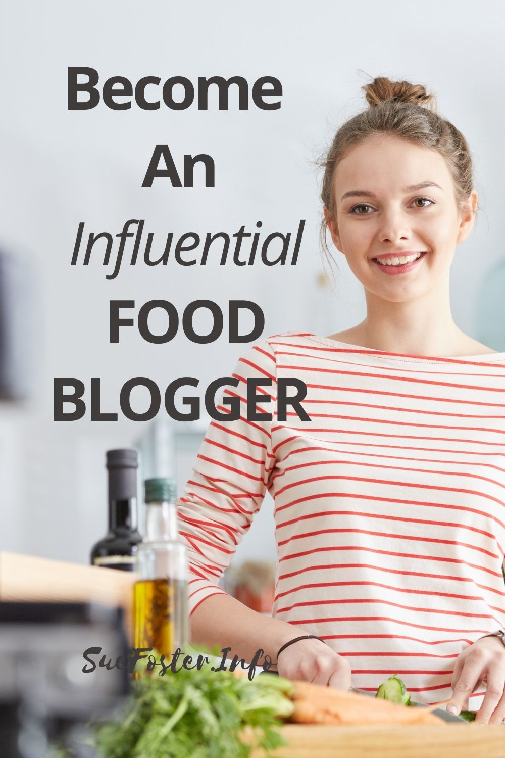 Start planning for a food blog project with these tips.