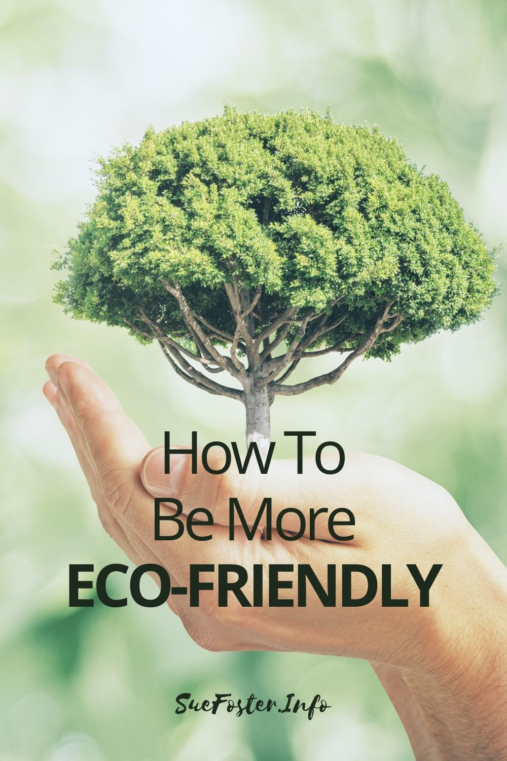 Follow these tips to become more eco-friendly to the environment.