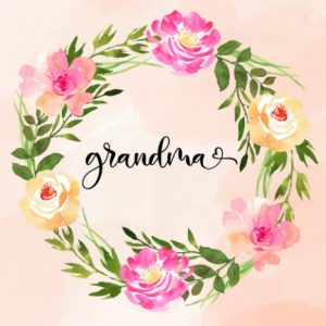 Grandma notebook