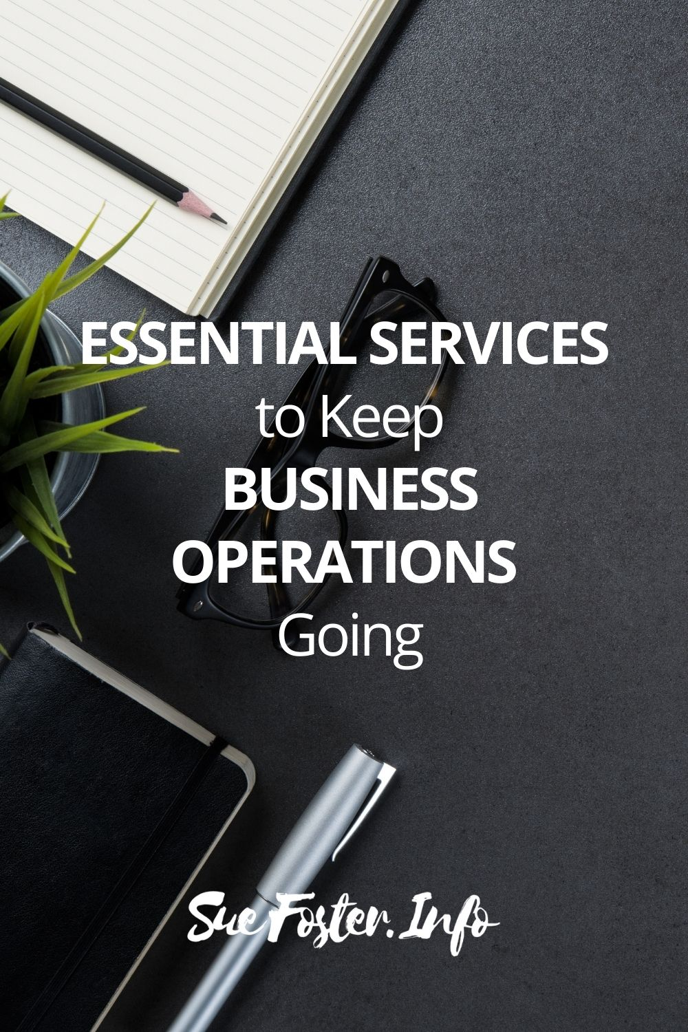 Here are some essential services that will help you keep your office functioning.