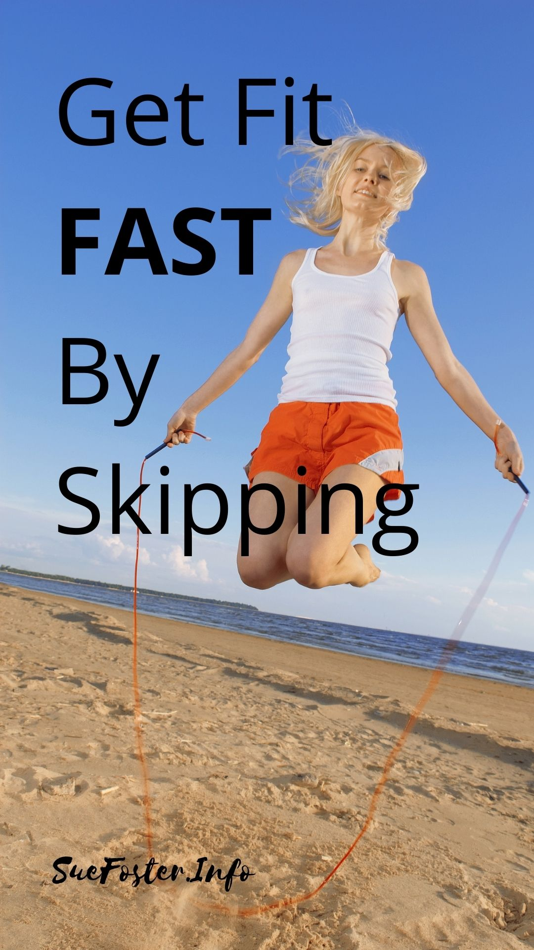 Learn how to get started skipping and stay safe using a jumping rope.
