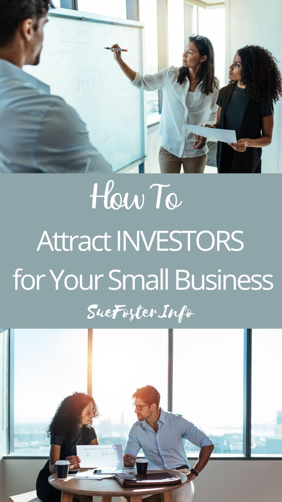 Here are some quick and comprehensive tips on how you can attract new investors to your small business.