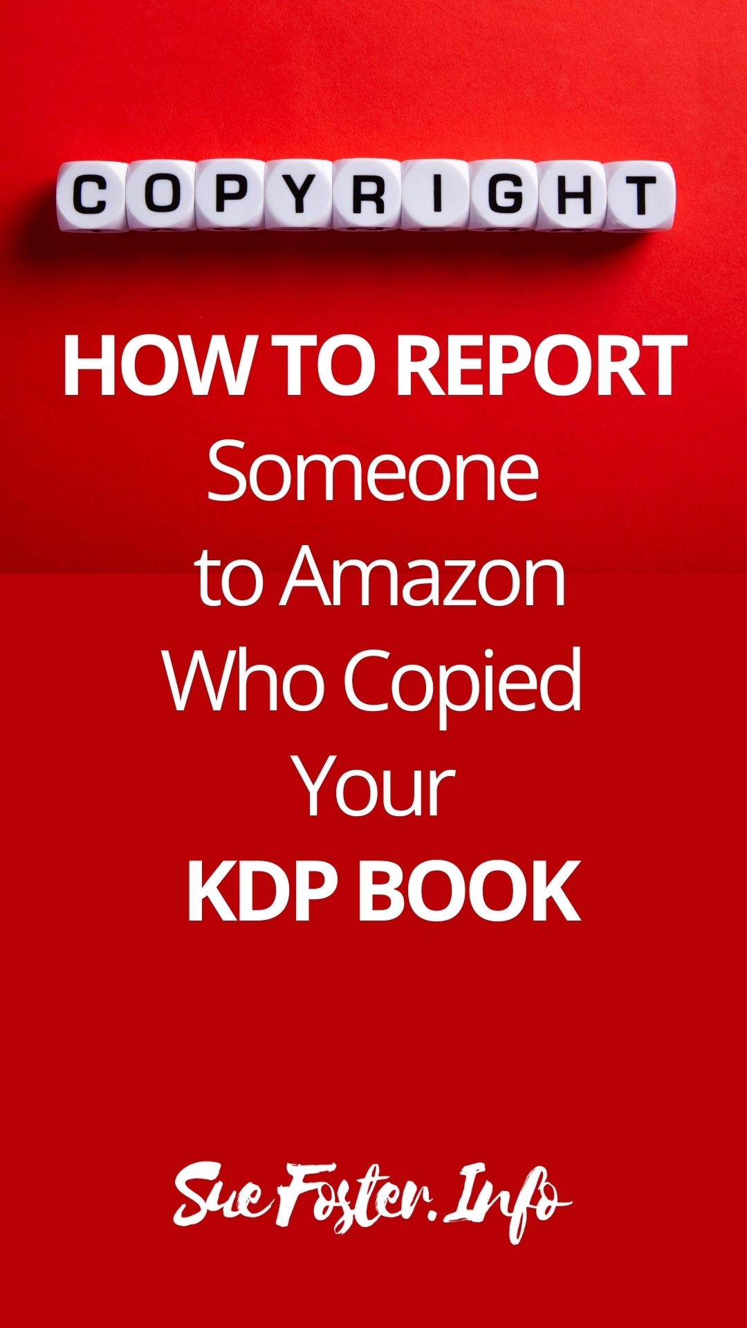 Copying happens and although it's very frustrating you can do something about it. This post will show you how to report a copycat to Amazon.