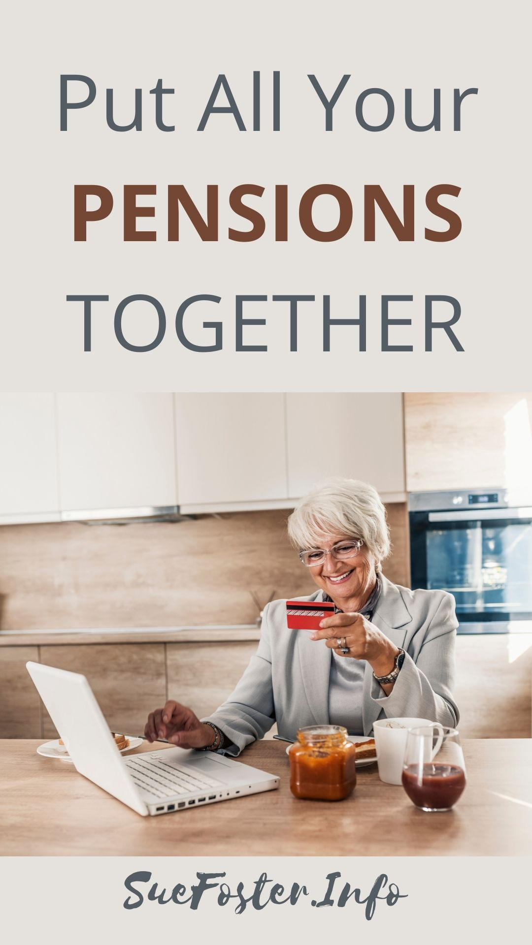 Do you have a few pensions floating around with different providers? Did you know you can put them all in one pot and manage them online?