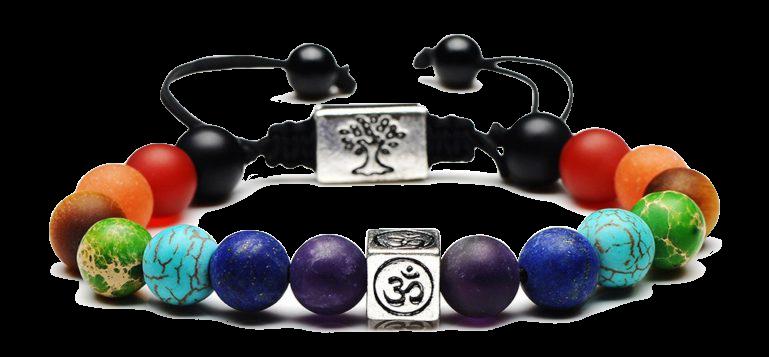 Reiki healing bracelet