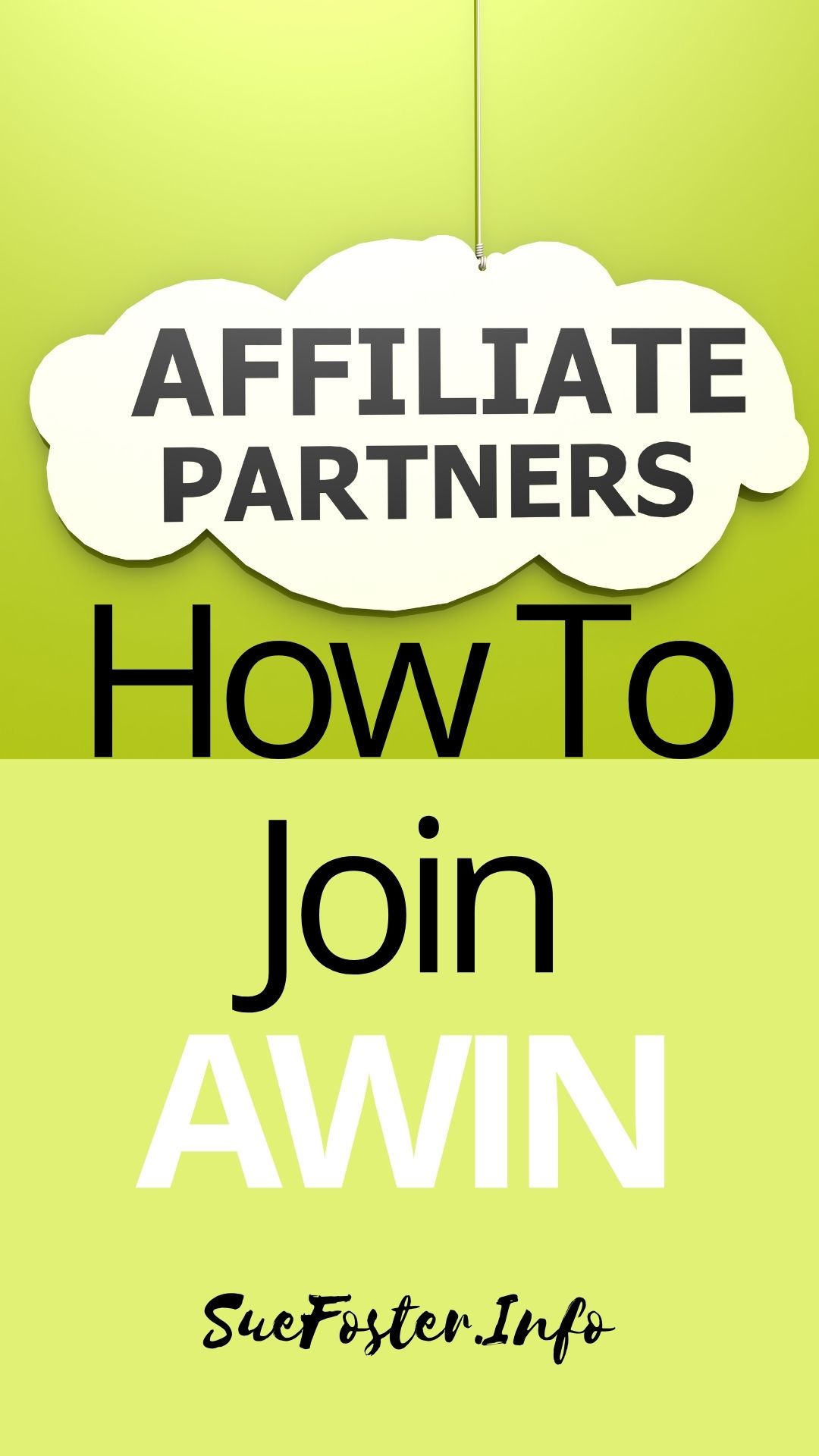 Affiliate marketing is a great way to earn a passive income from your blog, social media or your email list. Let's look at how to join Awin, the global affiliate network previously known as Affiliate Window.