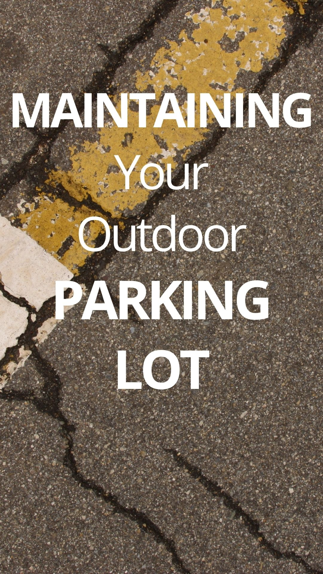 If you plan to start a parking lot business, here are five maintenance tips that may help you in the long run.